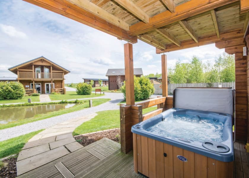 lodges with hot tubs thirsk