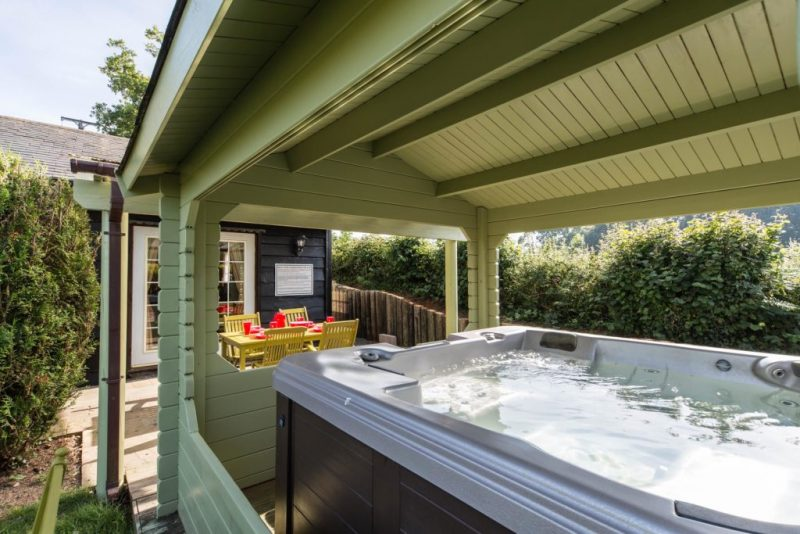 Best Lodges with Hot Tubs Dorset