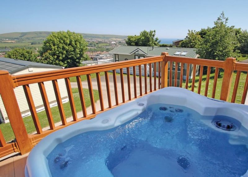 Log Cabins with Hot Tubs Dorset