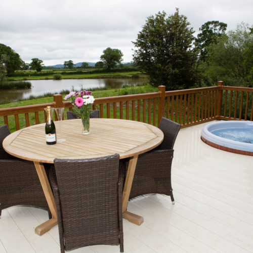Best Lodges with Hot Tubs Shropshire
