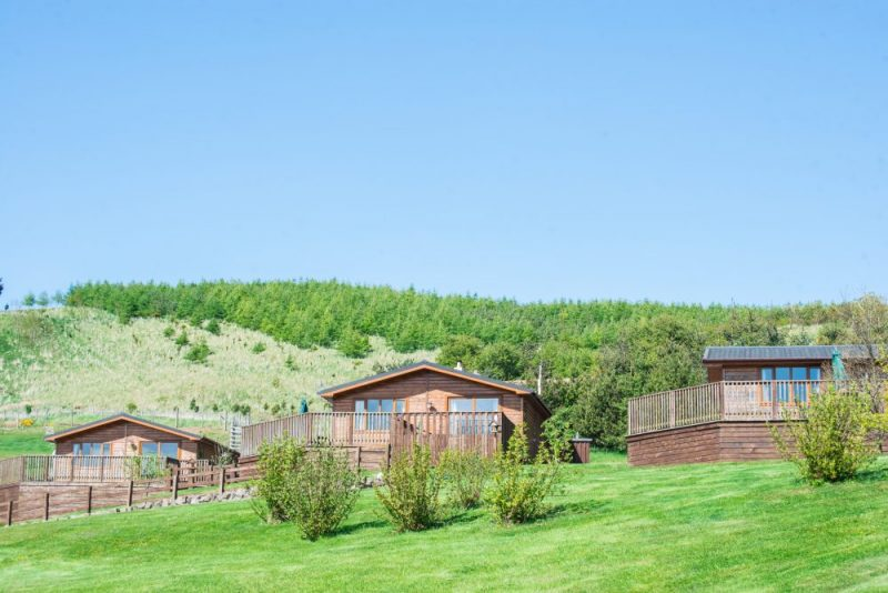 Best Lodges with Hot Tubs Fife