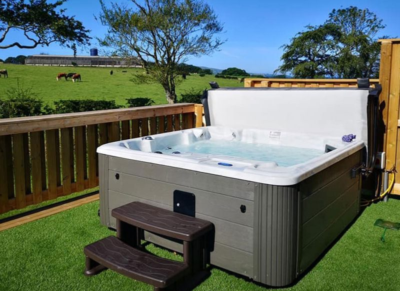 Best Lodges with Hot Tubs Ayrshire