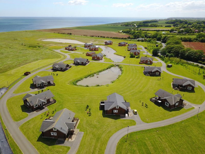 lodges with hot tubs hornsea Yorkshire Coast