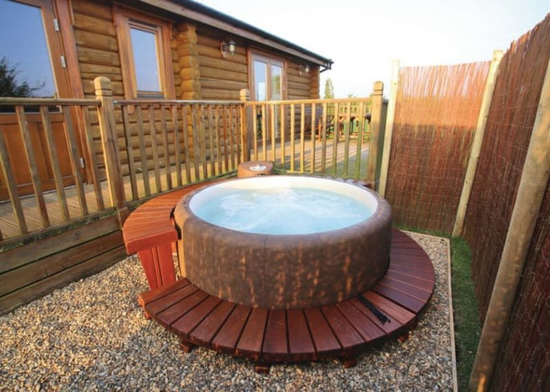 Lodges with Hot Tubs Norfolk