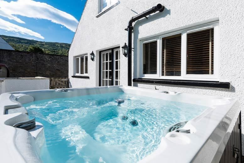Best Lodges with Hot Tubs Perthshire